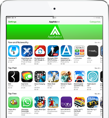 AppCent re | AppAddict on your NON jailbroken Apple devices